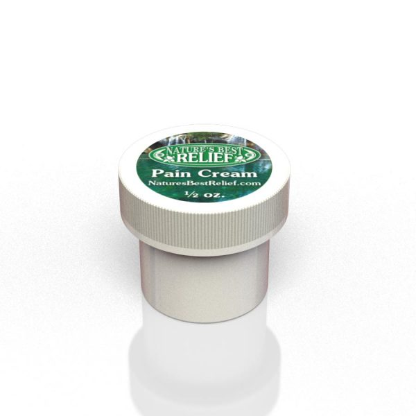Nature's Best Relief Travel Size Pain Cream