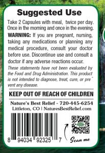 Ultra Viral Resist Supplement Capsules