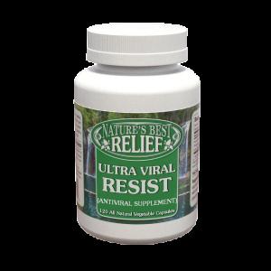 All Natural Antiviral Capsules